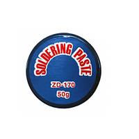 Паста для пайки Zhongdi ZD-170, 50г