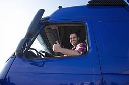 Замена автостекол грузового автомобиля