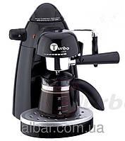 Кофеварка компрессионная Turbo TV1010W, фото 1