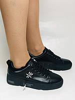 Farinni.Стильні жіночі кеди-білі кросівки.Натуральна шкіра. Висока якість 38 Vellena, фото 7