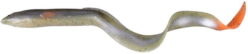 Силикон Savage Gear 3D Real Eel Loose Body 15cm 12g 21-Green Red Pearl Eel