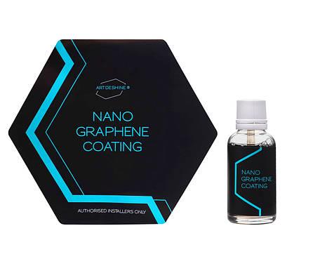 ArtDeShine Nano Graphene Coating защитное покрытие для ЛКП на основе графена (30 мл), фото 2
