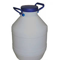 Украина Бидон пластиковый пищевой 40 литров Прилуки