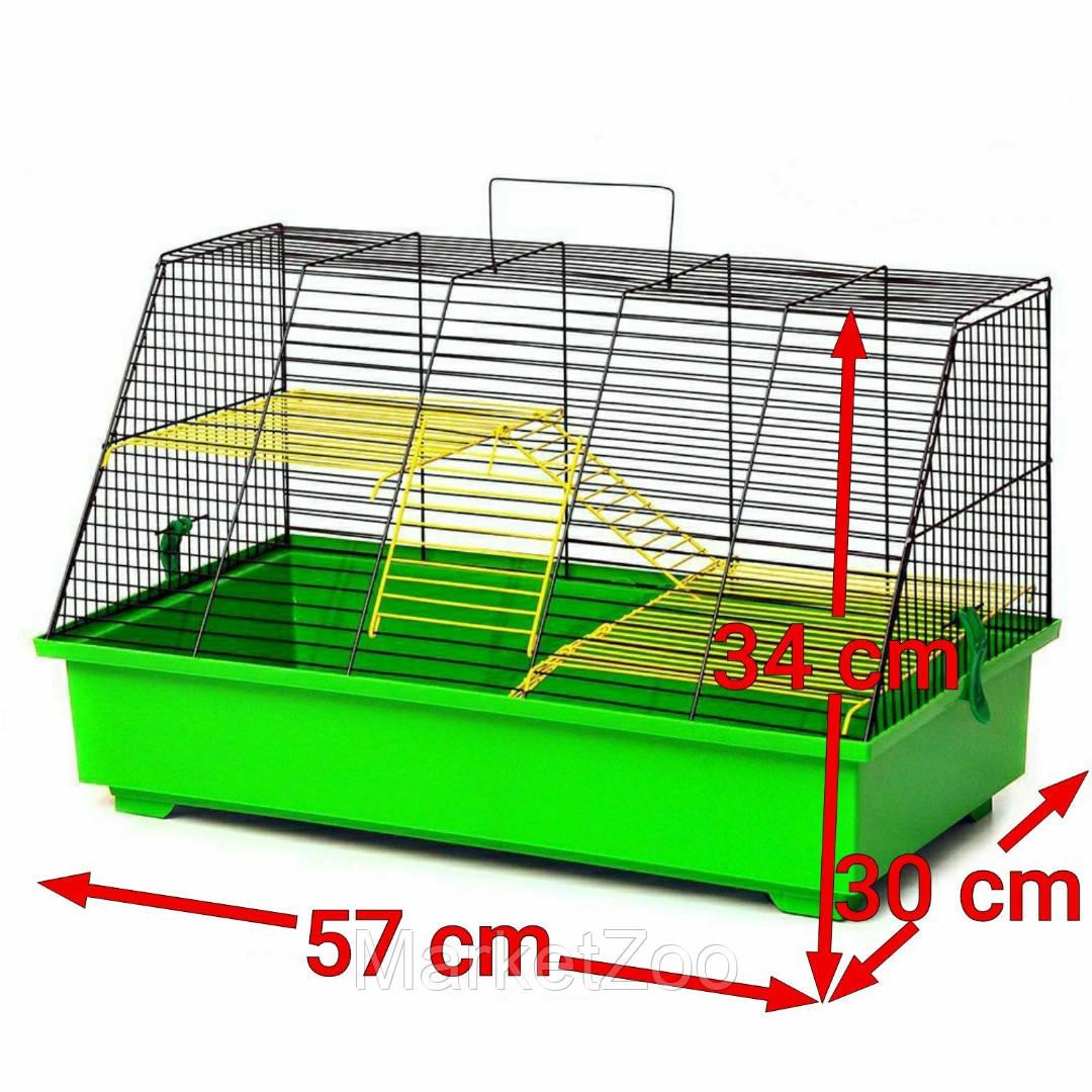 """Клетка """"Щурик"""", размер 57×30×34см"""