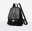 Рюкзак женский кожаный Hefan Daishu Young, фото 2
