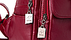 Рюкзак женский кожаный Hefan Daishu Young, фото 9