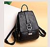 Рюкзак женский кожаный Hefan Daishu Young, фото 3