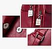 Рюкзак женский кожаный Hefan Daishu Young, фото 7