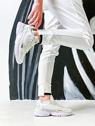 Женские кроссовки Adidas Falcon White, Адидас Фалкон
