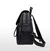 Рюкзак женский кожаный Hefan Daushi Style, фото 6