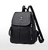 Рюкзак женский кожаный Hefan Daushi Style, фото 2