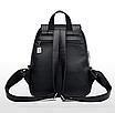 Рюкзак женский кожаный Hefan Daushi Style, фото 5