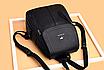 Рюкзак женский кожаный Hefan Daushi Style, фото 4
