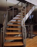 Купить лестницу на второй этаж дешево