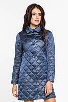 Куртка женская Braggart осенне-весенняя цвет ниагара модель 20856