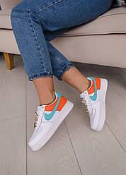 Женские кроссовки Nike Air Force Cosmic Clay, Найк Аир Форс