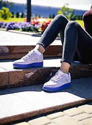 Женские кроссовки Nike Air Force 1 Lxx Purple Agate, Найк Аир Форс 1