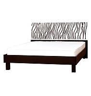 Кровать Бася новая (с подъемным механизмом) Світ меблів 160х200