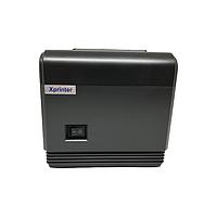 XPrinter XP-Q200 термопринтер, POS-принтер чековый, USB + LAN, 80 мм с автообрезкой бумаги, шт. (арт.777), фото 1