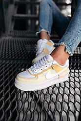 Жіночі кросівки Nike Air Force Shadow Spruse Aura, Найк Аір Форс