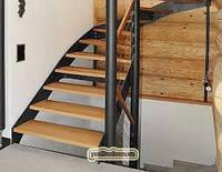 Монтаж сходів