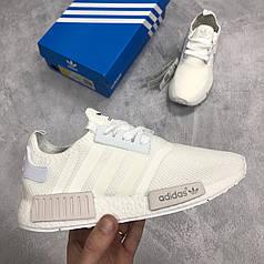 Кроссовки Adidas Nmd White, Адидас Нмд