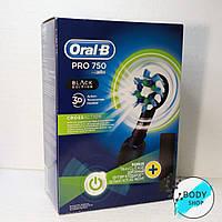 Зубная электрическая щётка Oral -B Pro 750 Cross Action