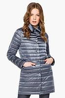Куртка женская Braggart цвет маренго осенне-весенняя модель 41323