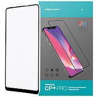 Протиударне захисне скло 3D Nillkin CP+PRO NEW для Samsung Galaxy A21 Чорний олеофобним