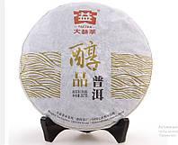 Шу пуер Chun Pin - Истинное качество (Чун Пин) 357 грамм