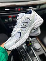 Кроссовки New Balance 530 White Silver, Нью Беланс, фото 2