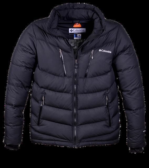 Мужские зимние спортивные куртки
