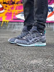 Мужские кроссовки Asics Gel Lyte Iii Mt Sneakerboot Grey/Grey, Асикс Гель Лайт 3
