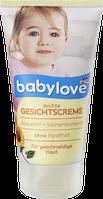 Детский крем Babylove Leichte (Для лица)