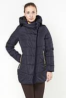Женская куртка на холлофайбере DIANA US07 син скидка