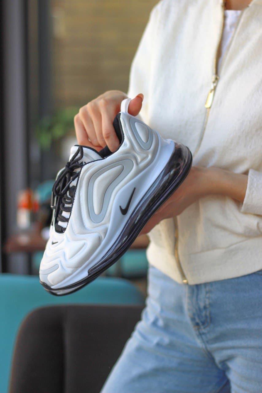Кросівки Nike Air Max 720 White, Найк Аір Макс 720