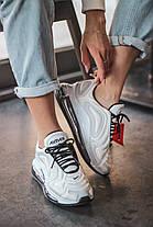 Кросівки Nike Air Max 720 White, Найк Аір Макс 720, фото 2