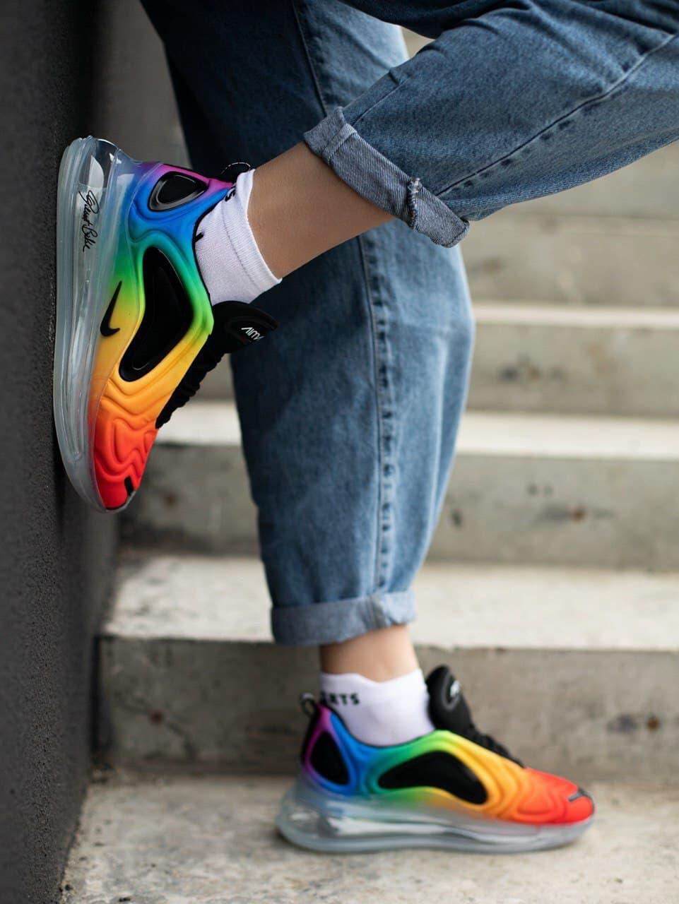 Кросівки Nike Air Max 720 Be True, Найк Аір Макс 720