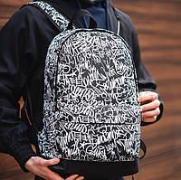 Рюкзак молодіжний з кольоровим принтом (13555-12), фото 1