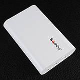 2 в 1 - Power Bank + зарядний пристрій Soshine E3 (1-4x18650), фото 2