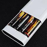 2 в 1 - Power Bank + зарядний пристрій Soshine E3 (1-4x18650), фото 10