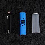 Ліхтар фокусируемый Bailong BL-8455 (Cree XPE-Q5, 180 люмен, 3 режими, 1х18650/3хААА), комплект, фото 4