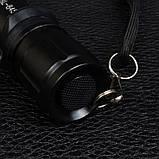 Ліхтар фокусируемый Bailong BL-8455 (Cree XPE-Q5, 180 люмен, 3 режими, 1х18650/3хААА), комплект, фото 6