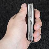 Нож складной, мультитул Victorinox Climber (91мм, 14 функций), черный 1.3703.3, фото 6