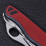 Нож складной, мультитул Victorinox Nomad One Hand (111мм, 11 функций), красный 0.8351.MWC, фото 3