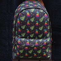 Рюкзак молодіжний з кольоровим принтом (13555-14), фото 1
