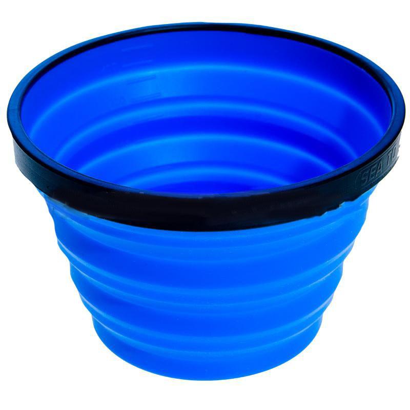 Чашка складная Sea to Summit X-Cup (0,25л), синяя