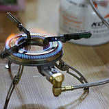 Пальник газовий туристична виносна Kovea Dual Flame KGB-1302, фото 6