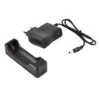Зарядний пристрій HD-8007, 1x18650, 220v (HD-8007)