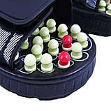 Рефлекторные массажные тапочки - массажер для стоп, фото 3